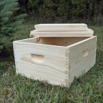 deep hive box | 9Hives Beekeeping & Beehive Equipment Okanagan