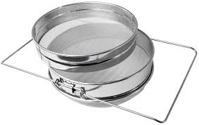 Double Honey Strainer | 9Hives Beekeeping & Beehive Equipment Okanagan