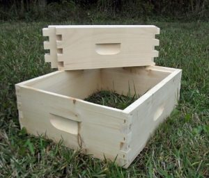 Medium Hive Box | 9Hives Beekeeping & Beehive Equipment Okanagan