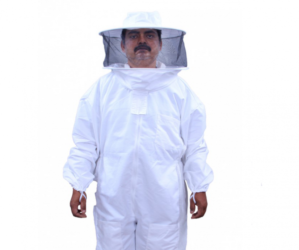 Round Hood Coverall | 9Hives Beekeeping & Beehive Equipment Okanagan