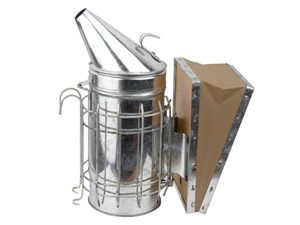 Galvanized Bee Smoker | 9Hives Beekeeping & Beehive Equipment Okanagan